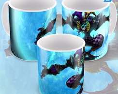 Caneca League Of Legends Shaco Bobo Da Corte
