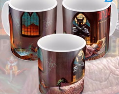 Caneca Banda Dio Heavy Metal Ronnie James Dio Capa Album 2