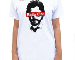 CAMISETA LONG - BELLA CIAO
