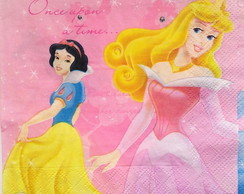 Guardanapos para decoupage - Princesas da Disney
