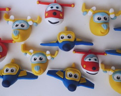 Lembrancinha do Super Wings