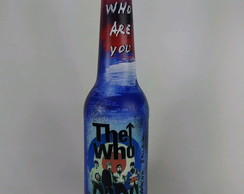 Garrafa decorativa - The who