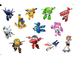 ARQUIVO DE CORTE TOPPERS SUPER WINGS
