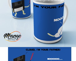 Caneca Cloud I'm your father