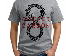 Camiseta/ Baby Look/ Série Netflix Altered Carbon
