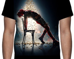 Camiseta Deadpool 2 - Estampa Total