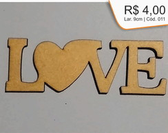 Aplique Chipboard MDF Mygiftpaper