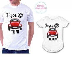 Camiseta e Body - Fusca II