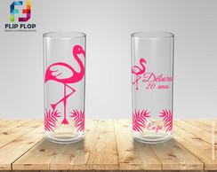 TWISTER PERSONALIZADO - FLAMINGO