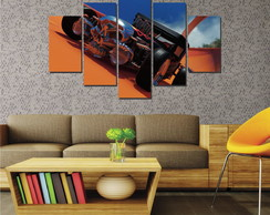 Quadro Mosaico Decorativo Hot Wells Jeep