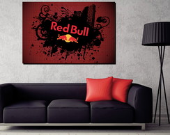 Quadro Decorativo Red Bull
