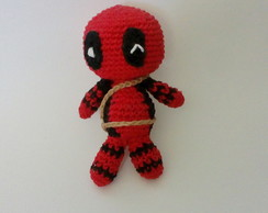 Amigurumi Deadpool - Marvel