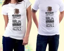 ... kit com 2 Camiseta personalizada com frases evangélicas 4bd8d142b97b3