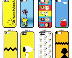 Capa Capinha Case - Snoopy - Galaxy Note 2 3 4 5
