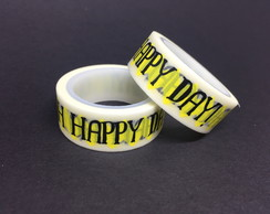 Washi Tape Oh Happy Day!
