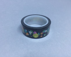 Washi Tape Colorful Splash