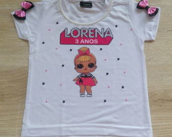 Camiseta personalizada lol surprise