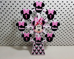 minnie roda gigante