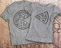 Camiseta Casal Pizza