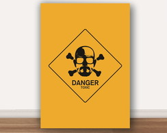 Poster Breaking Bad A4