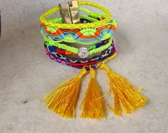 Pulseira Friendship Bracelete-Ipanema