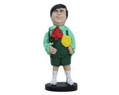 Estatueta do Nhonho - Turma do Chaves