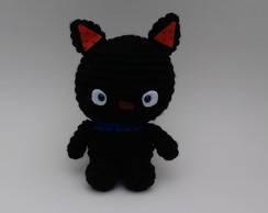 Chococat (Hello Kitty) amigurumi