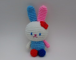 Usahana (Hello Kitty) amigurumi