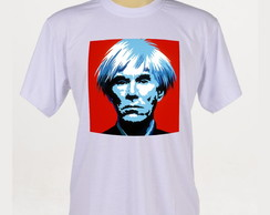 Camiseta Arte - Pop Art - Andy Warhol