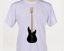 Camiseta Rock - Pink Floyd - baixo - Roger Waters