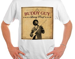 Camiseta Blues - Jazz - Buddy Guy