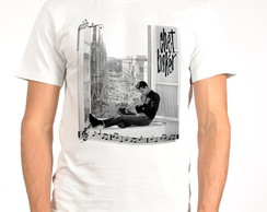 Camiseta Blues - Jazz - Chet Baker