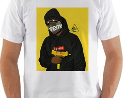 Camiseta Camisa swag boy supreme