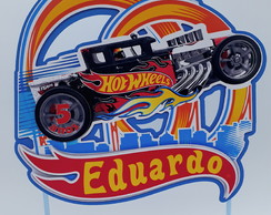 Kit festa infantil Hot Wheels