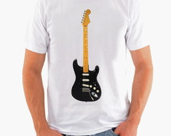 Camiseta Rock - Guitarra - Pink Floy - David Gilmour