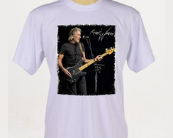 Camiseta Rock - Pink Floyd - Roger Waters