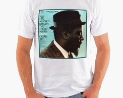 Camiseta Blues - Jazz - Thelonious Monk