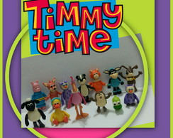 Turma Timmy Time em Biscuit