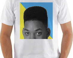 Camiseta Camisa will smith um maluco no pedaço