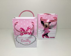 Mini Sacolinha surpresa - MINNIE ROSA