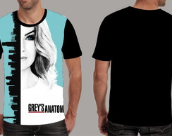 Camiseta Grey's Anatomy