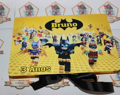 KIT PINTURA BATMAN LEGO