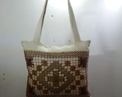 REF 010 BOLSA BORDADO RENDA FILE