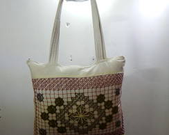 REF 011 BOLSA BORDADO RENDA FILE