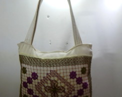 REF 012 BOLSA BORDADO RENDA FILE