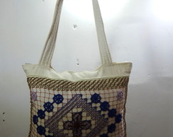 REF 013 BOLSA BORDADO RENDA FILE
