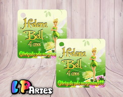 Tag Agradecimento - Tinker Bell