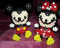 Mickey ou Minnie Baby