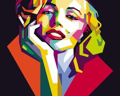 Adesivos Barato Marilyn Monroe Pop Arts