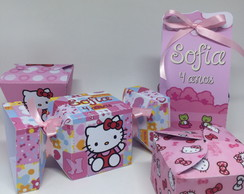 Kit Caixas Hello Kitty